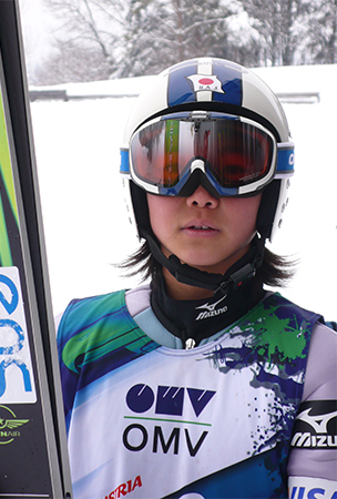 Ski jumping: Japan's Takanashi runner-up for 2nd straight day