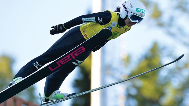 Ski jumping: Takanashi falls short of 5th straight World Cup victory