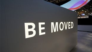 Sony Electronics Launches One Sony Be Moved Marketing Campaign