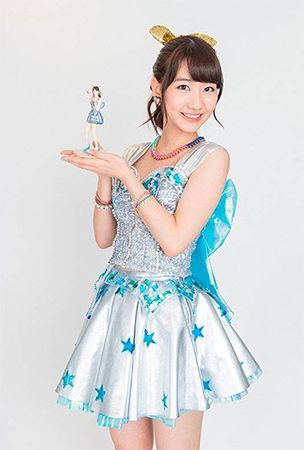 AKB48's Kashiwagi Yuki to release special figure with new DVD