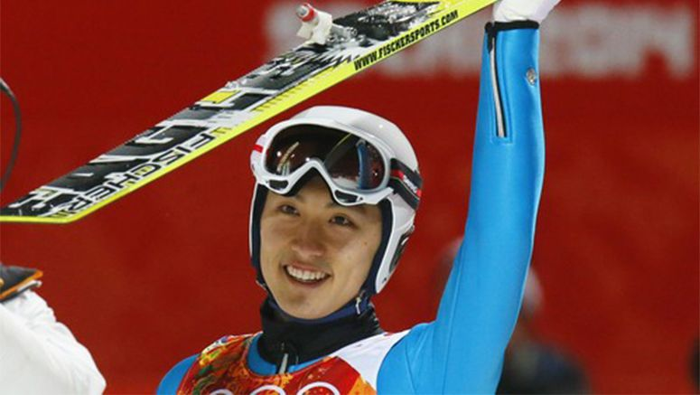 Olympics: Japan captures bronze in team ski jumping in Sochi