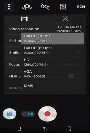 Rumor : Sony D6503 'Sirius' to support FHD 60fps recording and 15.5MP pictures at 16:9