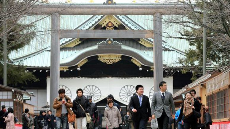 American eyes on Abe's Yasukuni Shrine visit