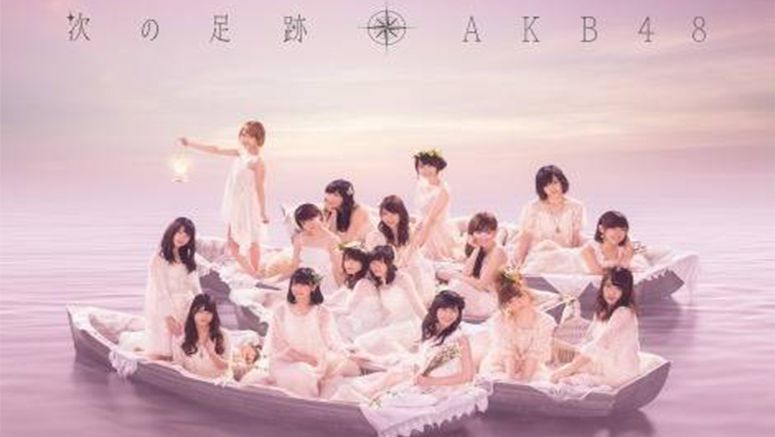 AKB48's album sells over a million copies for 2nd consecutive time