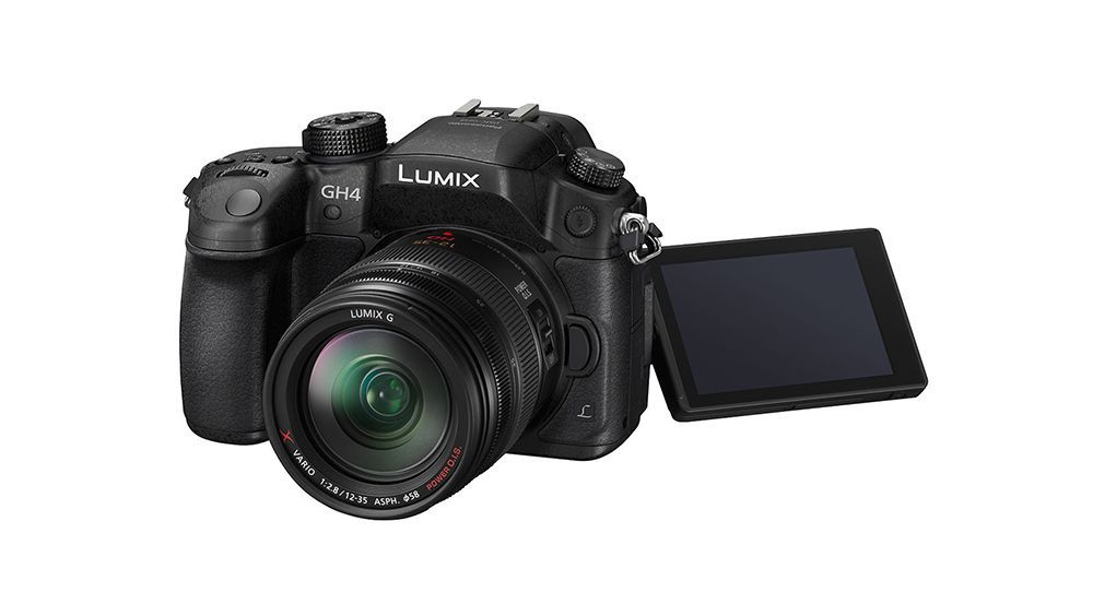 VIDEO : Panasonic Lumix GH4 Demo with Unique Photo and Rick Gerrity