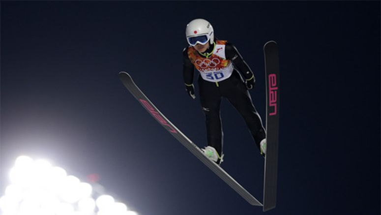 Olympics: Heartbreak on the hills as Japan's Takanashi places 4th