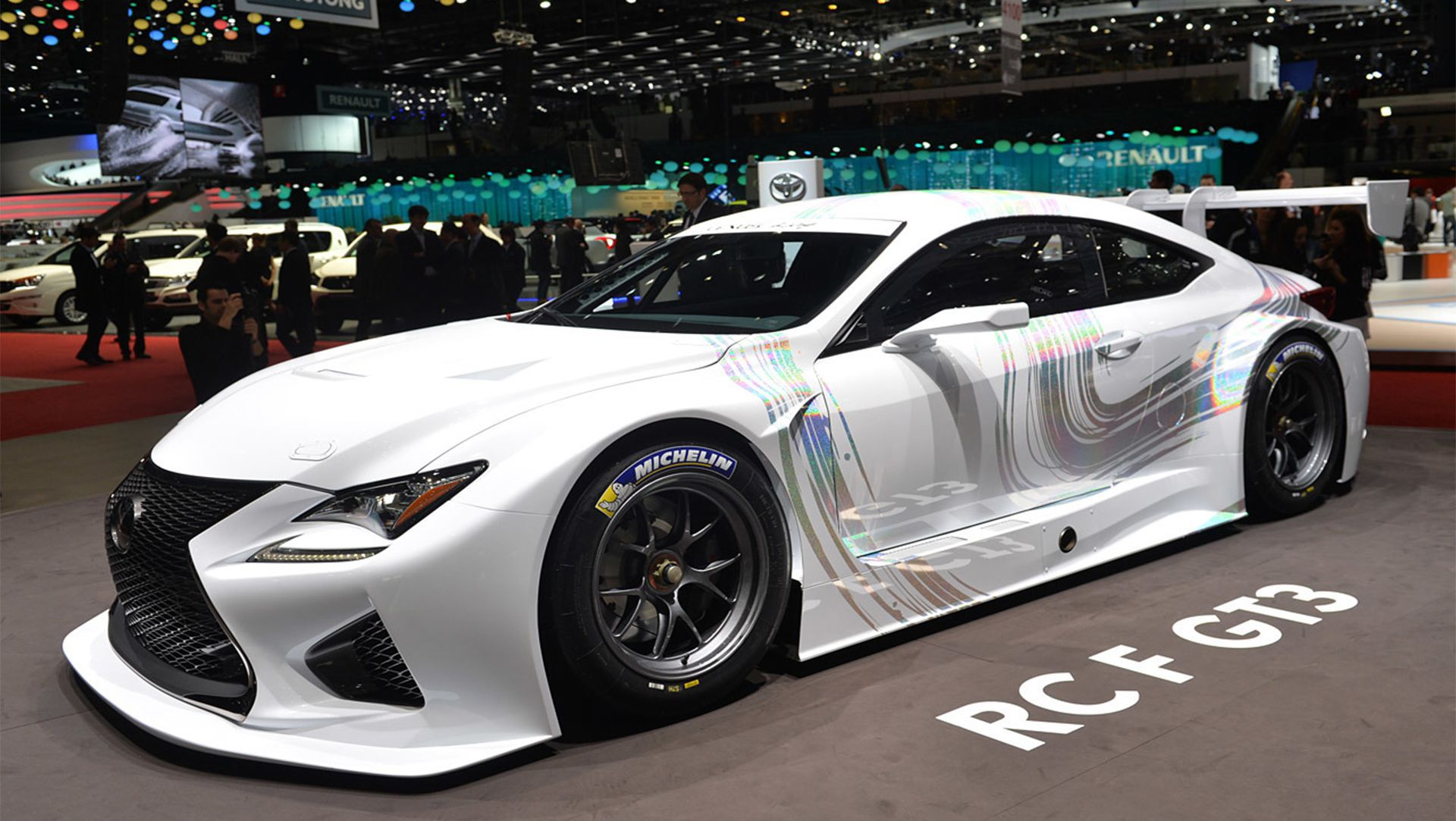 Build A Lexus >> Lexus To Build Le Mans Gt Racecar For 2016 Auto Moto