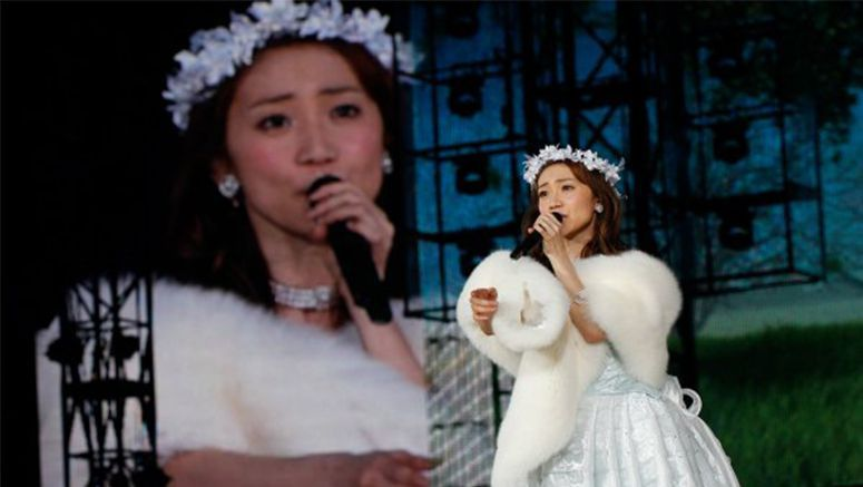 AKB48's National Olympic Stadium concert canceled due to stormy weather