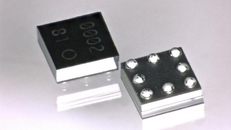 'World's Smallest' Magnetic Field Sensor Comes With Gyroscope Function