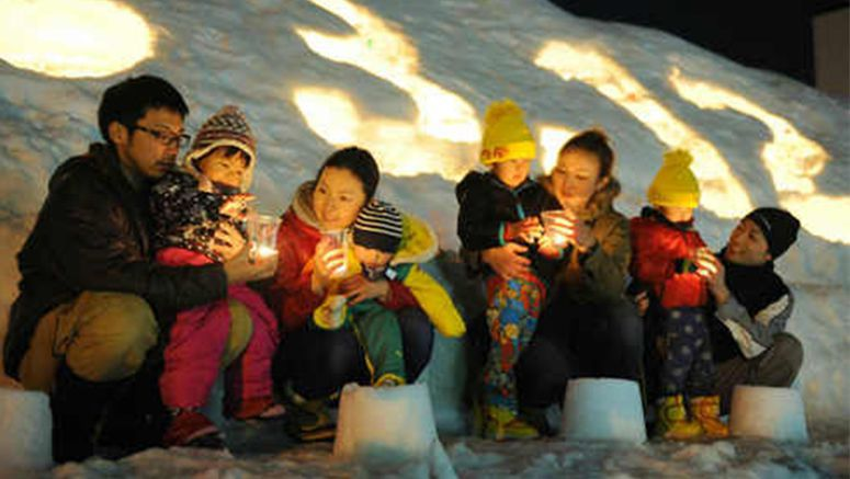 Lantern ceremony held to commemorate 2011 Northern Nagano Prefecture Earthquake
