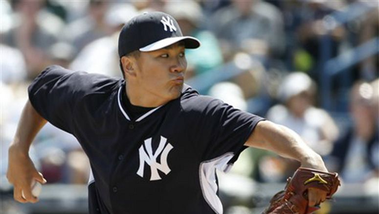Baseball: Tanaka gets 9th win as Yanks avoid sweep by A's