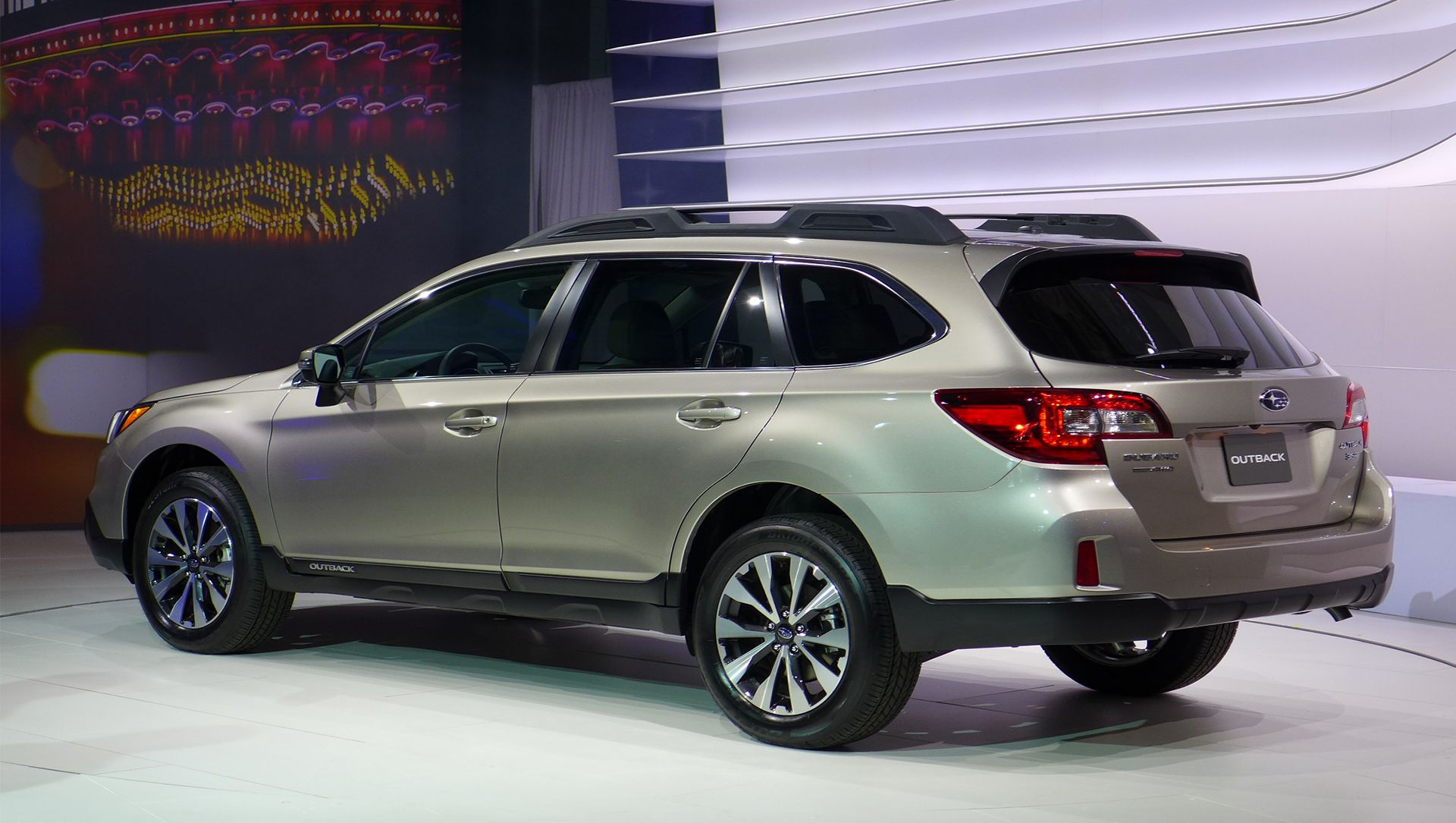 subaru announces pricing on all new 2014 outback auto moto japan