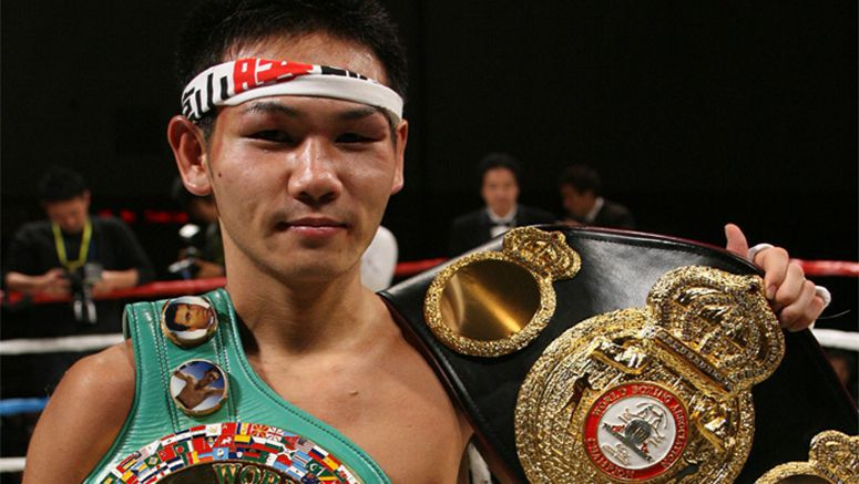 Boxing: Takayama beats Ono to defend IBF min title