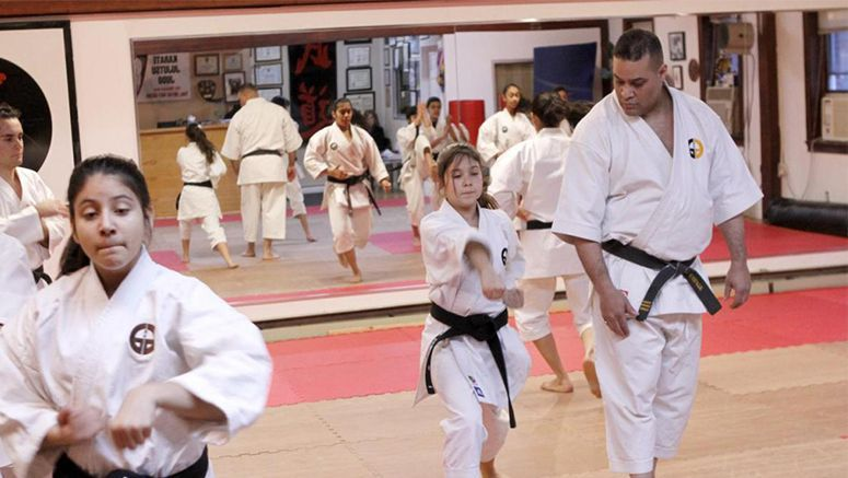 Bronx cop who teaches martial arts to kids will start karate school in the borough