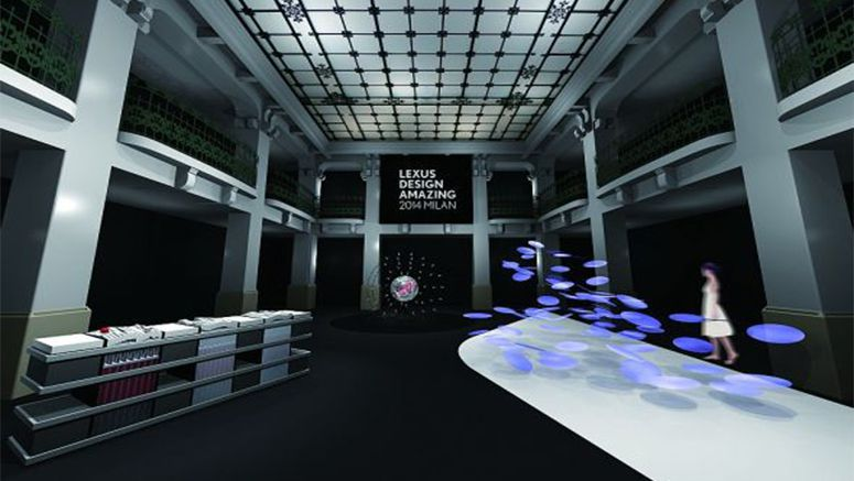 Lexus : Top 10 things to see at Milan Design Week