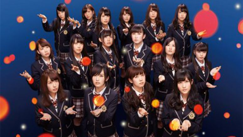 NMB48 top Oricon weekly single ranking with first week sales of 400,000+ copies