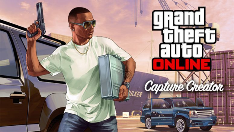 Sony : GTA Online Capture Creator Update Now Available