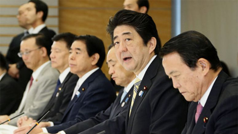 Olympics to give Japan chance to show recovery from quake: Abe