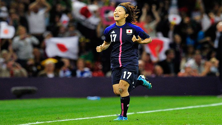 Soccer: Ogimi rescues point for Nadeshiko at Women's Asian Cup