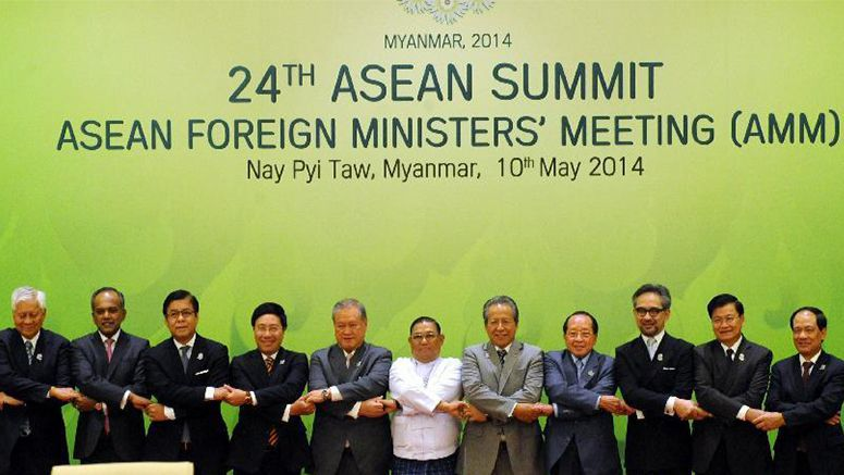ASEAN leaders express concern over South China Sea disputes