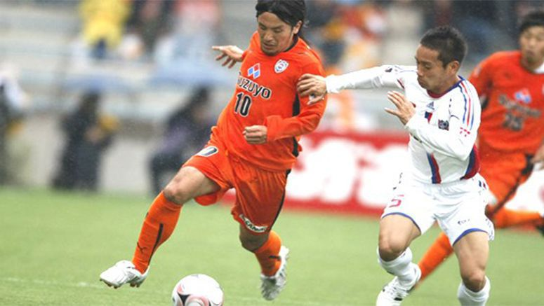 Soccer: Perfect Shimizu surface to league cup lead