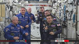 Wakata to return to Earth from space station
