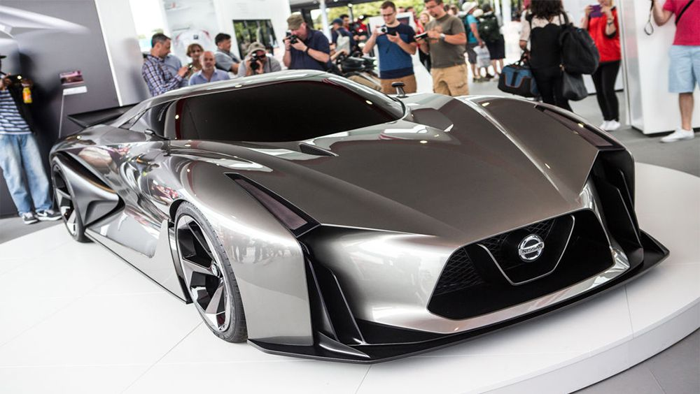 Next Gen Nissan Gt R Hybrid Coming In