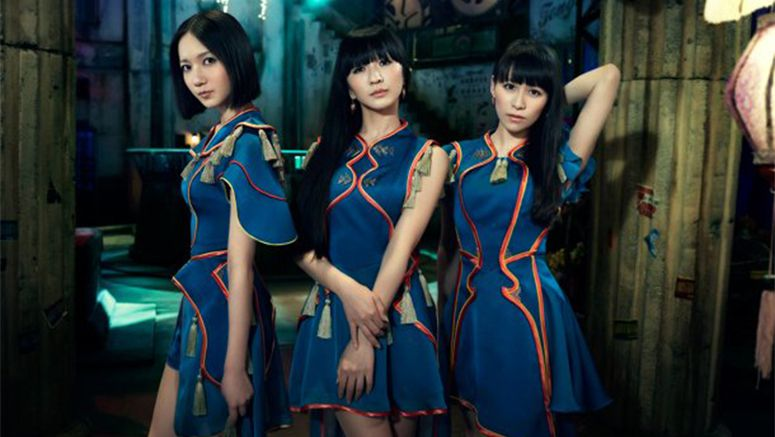 Check out the short MV of Perfume's 'DISPLAY' in 4K