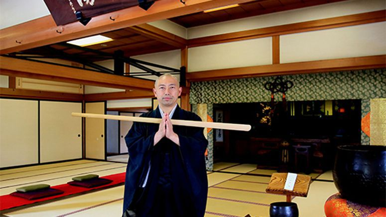Now and zen: Abe's place of meditation attracting crowds