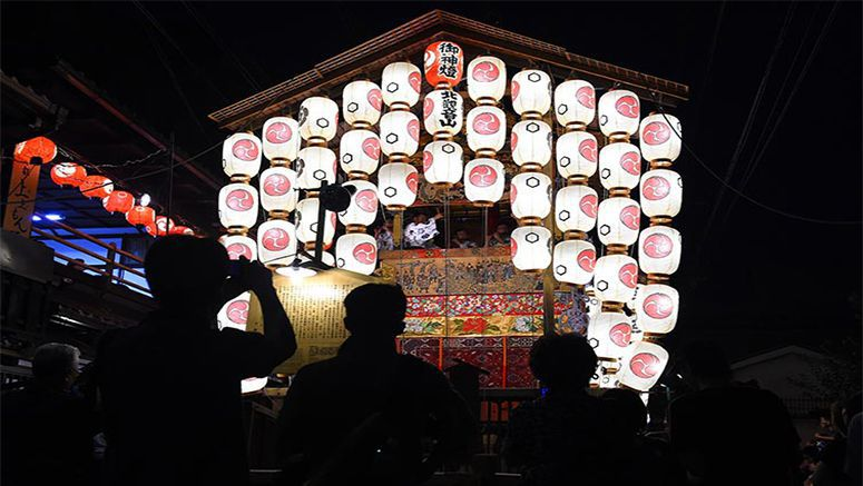 Kyoto's month-long Gion Festival approaches climactic finale