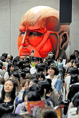 Universal Studios to showcase attraction themed on 'Attack on Titan'
