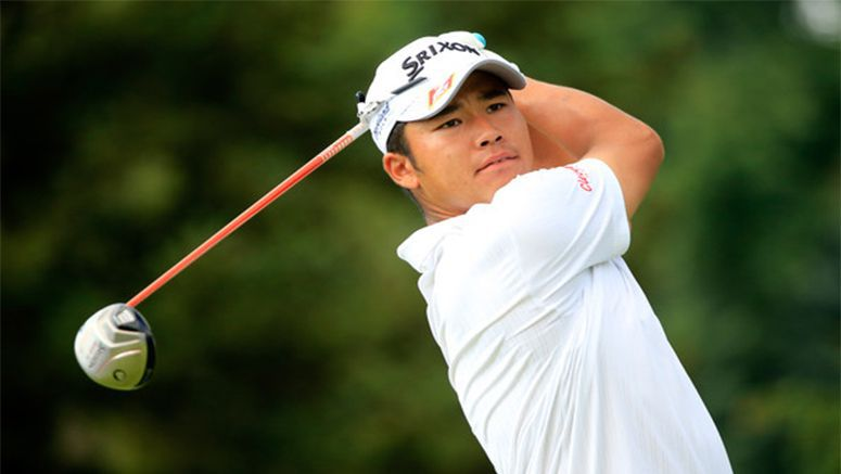Golf: Matsuyama makes cut with late heroics on soggy 2nd day at Valhalla