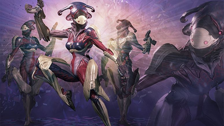 Sony : New Warframe PS4 Update Out Today: UI, Pets, and Player Ships