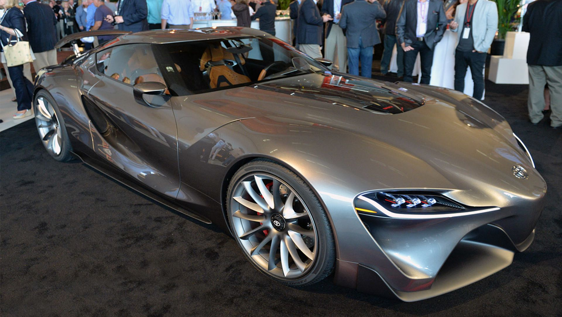 Toyota FT 1 Sports Car Concept