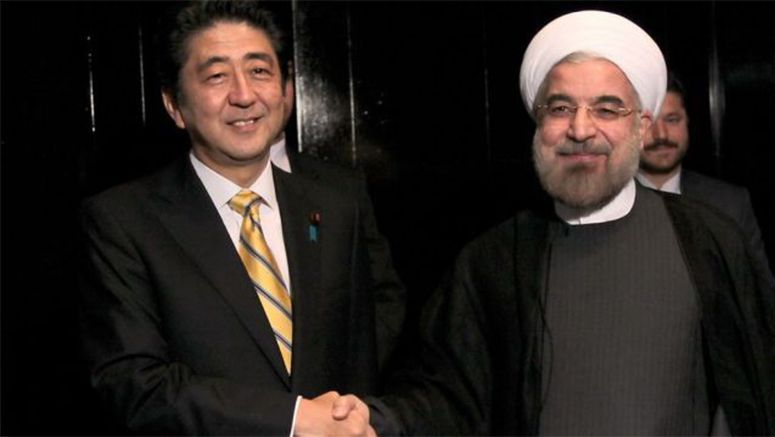 Japan, Iran agree to keep discussing Islamic State issue