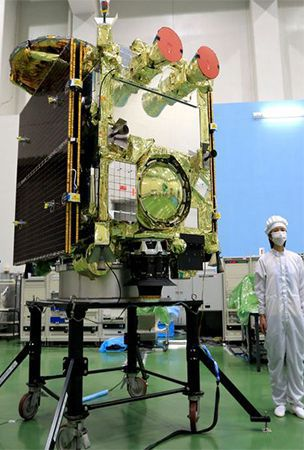 New probe Hayabusa 2 revealed in quest to collect more asteroid samples