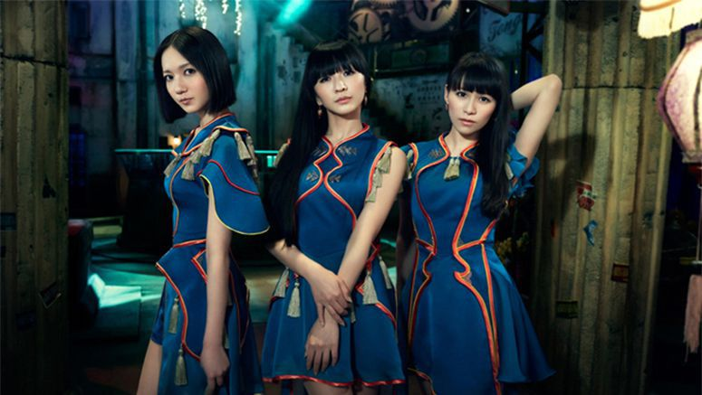 Perfume releases video from London Show : Fake It