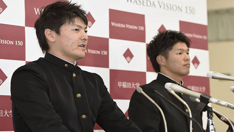 Baseball: Fighters, Eagles get their men in NPB draft