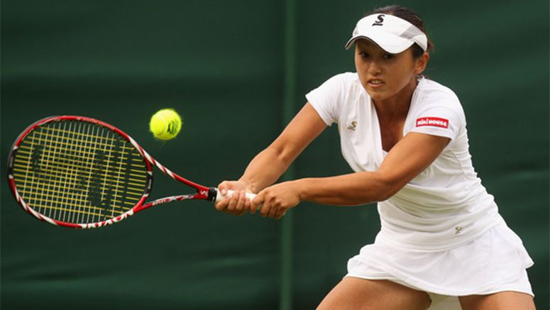 Tennis: Bad day for local players at Japan Women's Open