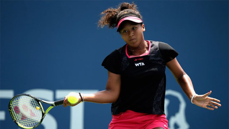 Tennis: Teen Osaka advances to 2nd round of women's open