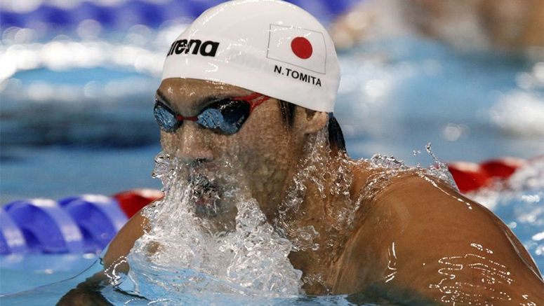 Swimming: Tomita gets 1-1/2-year ban for camera theft