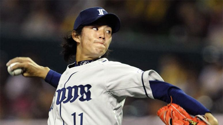 Tigers Iwata called up to replace Kishi with Samurai Japan