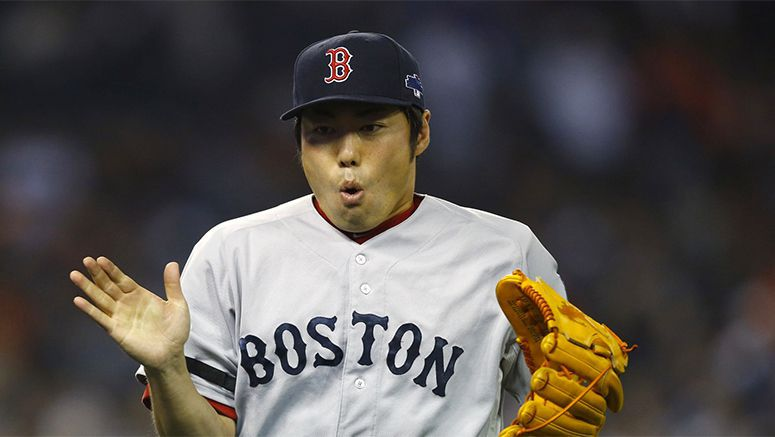 Red Sox sign closer Uehara for 2 years