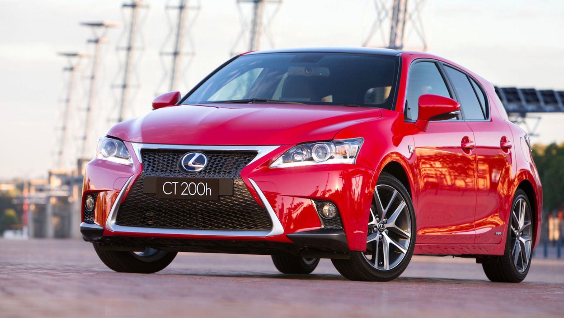 Lexus Ct Second Gen Small Car Could Gain Non Hcybrid Turbo Engines