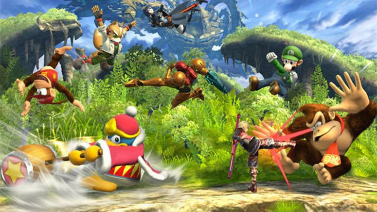 Nintendo : Super Smash Bros. 8-player Mode For Wii U Confirmed