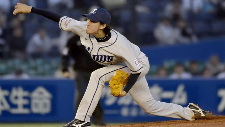 Baseball: Tigers Iwata called up to replace Kishi with Samurai Japan