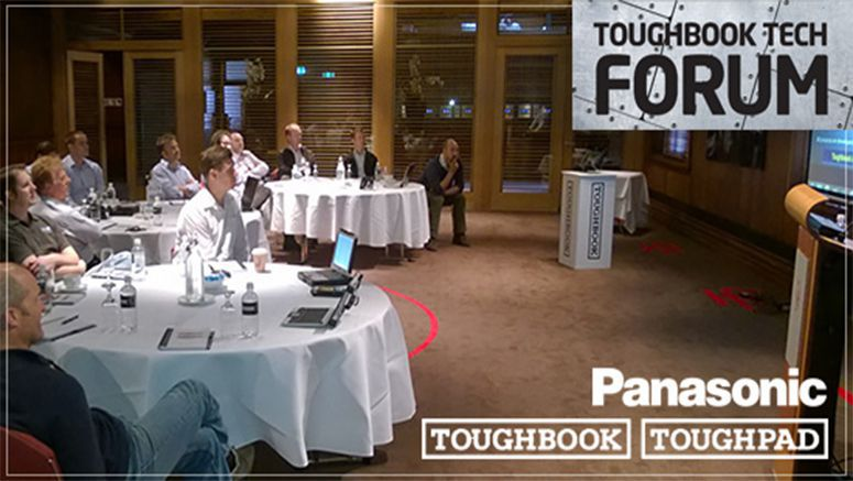 Panasonic : Toughbook Tech forums provide valuable insights from every perspective