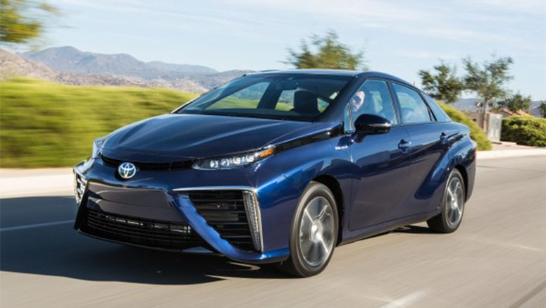 10 things you need to know about the Toyota Mirai