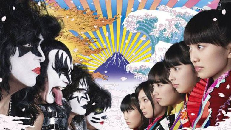 Momoiro Clover Z to cover KISS' 'Rock and Roll All Nite' for their collaboration single