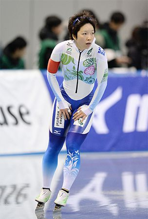 Ailing Kodaira 4th in World Cup 500 meters